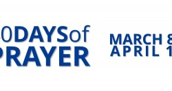 40 Days Of Prayer Slider