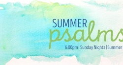 Summer Psalms Slider Update